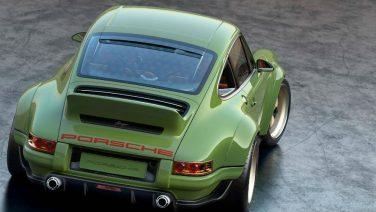 Singer en F1 bundelen hun krachten met deze exclusieve Porsche 911