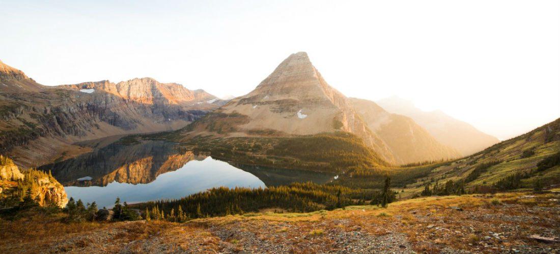 Montana: de droomomgeving van elke fotograaf