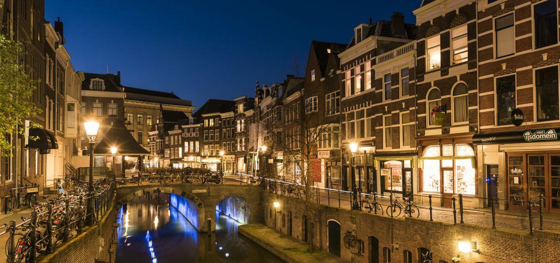 All day Italiaans eten en drinken in Utrecht