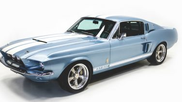 Deze Shelby GT500 is misschien wel de dikste Mustang ooit.