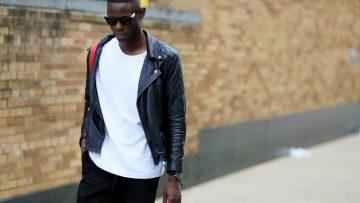 Vijf manieren om een biker jacket te rocken
