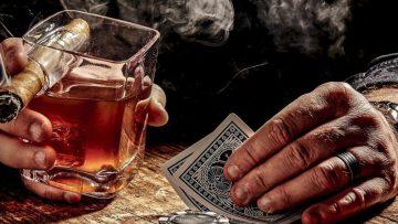 Met dit glas drink je whisky en je rook je een sigaar als nooit tevoren