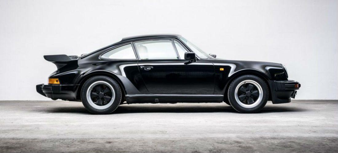 Exclusief exemplaar: 1989 Porsche 911 Turbo in perfecte staat
