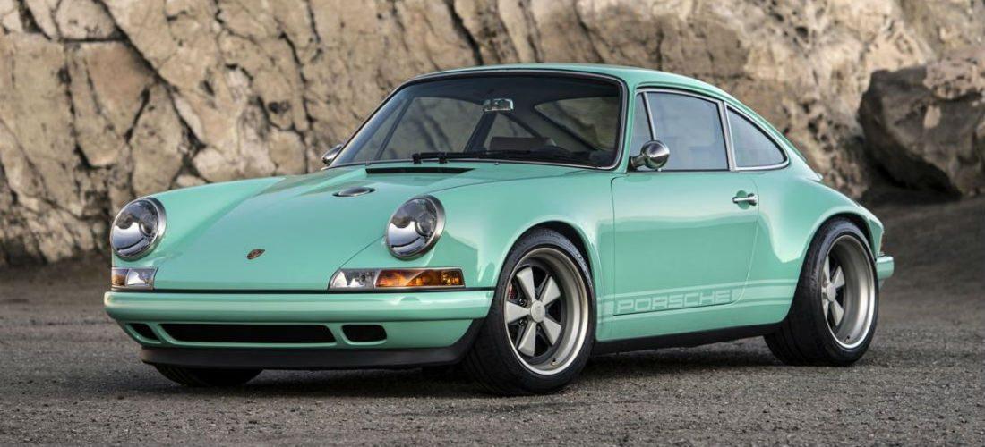 Deze Porsche 911 laat je verlangen naar Malibu