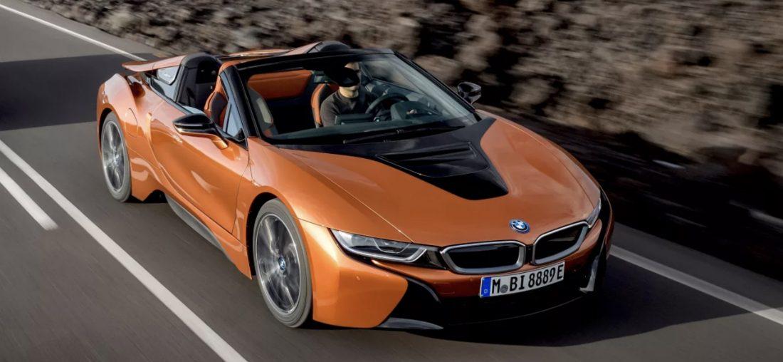 Dit is de BMW i8 Roadster waar we al zolang op zaten te wachten