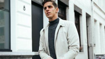 De stijlvolste trui van 2017: de coltrui