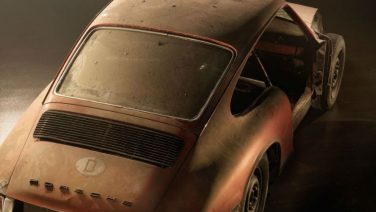 Deze zeer zeldzame Porsche 901 krijgt de ultieme restauratie