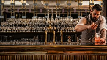 'The Cocktail Guy' brengt eerste boek uit met 70 recepten