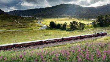 Ben je van plan een treinreis te boeken? Wij hebben de tofste reizen op een rijtje gezet