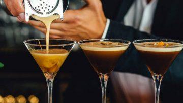 Zo maak je de Espresso Martini en andere coffee cocktails thuis