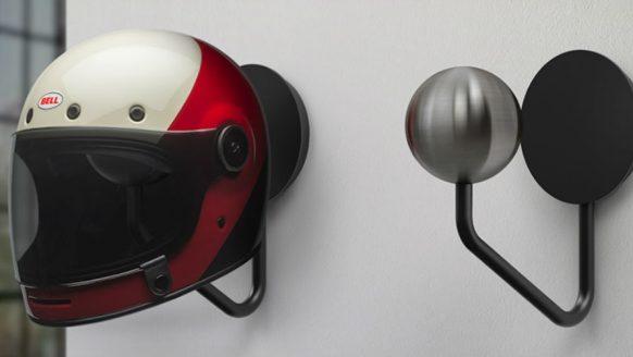 Dit Kickstarter project is het ultieme interieur item voor de motorrijder