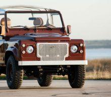 Dit is de stijlvolste Land Rover Defender die jij vandaag zult zien