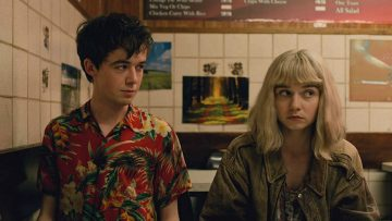 The End of the F***ing World wordt nu al gezien als de beste serie van 2018