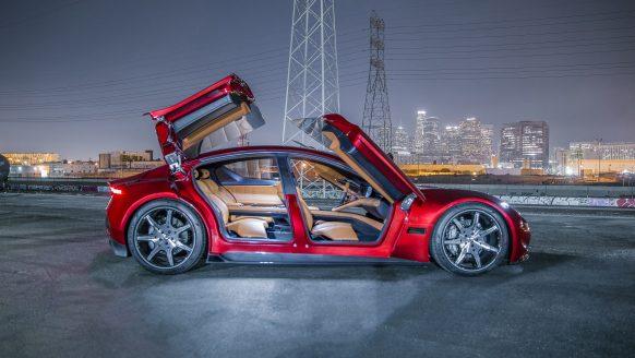 Fisker presenteert dé auto die de concurrentiestrijd aan moet gaan met Tesla