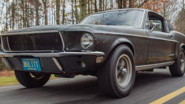 De meest iconische moviecar: Original 1968 Bullitt Mustang