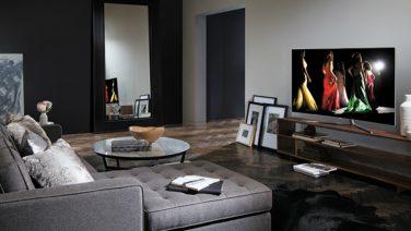 Waarom de tv het minst smaakvolle object is in de woonkamer