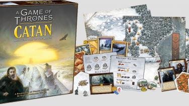 Kolonisten van Catan brengt Game of Thrones-editie uit