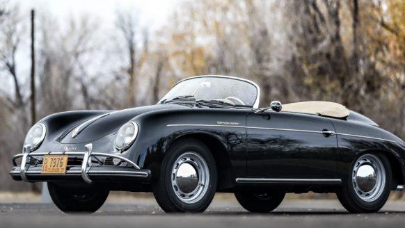 Beter dan deze Porsche 356 Speedster gaat het niet worden