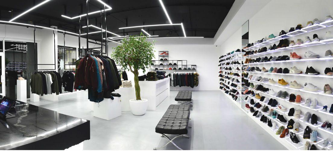 De tien tofste sneaker winkels in tien verschillende steden