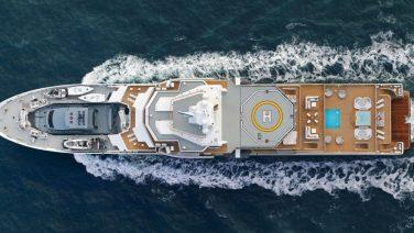 Facebook-oprichter Mark Zuckerberg koopt dit 107 meter lange superjacht