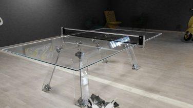 Met deze tafeltennistafel geef jij jouw mancave een stijlvolle upgrade