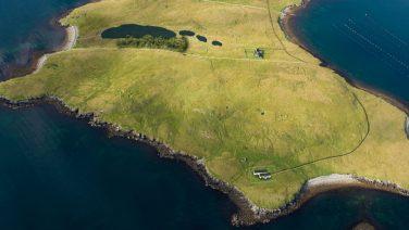 Jij kan nu de eigenaar worden van een Schots privé-eiland