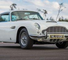 Deze Aston Martin 1967 DB6 is een ode aan James Bond