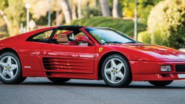 Deze Ferrari 348 GTS is de kers op de taart van elke autoverzameling