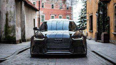 Deze Poolse autotuner bewijst dat een Audi RS6 ook als sedan heel bruut is