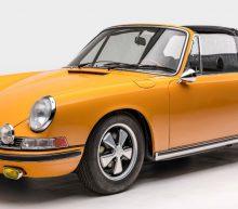 Porsche Targa laat jaren 70 van zijn beste kant zien