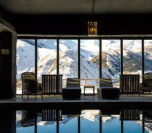 Dit hotel in Georgië is de plek bij uitstek voor de interieur- en natuurliefhebber