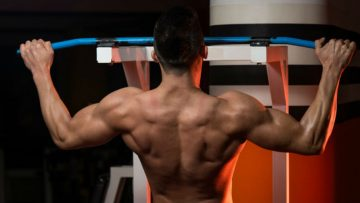 Dé workout voor een gespierde rug