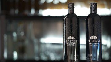 Belvedere lanceert luxe nieuwe vodka serie