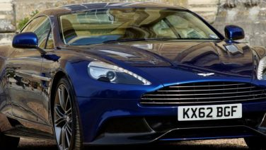 James Bond-acteur verkoopt zijn Aston Martin Vanquish Centenary