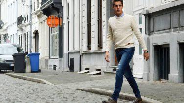 Zo combineer jij verschillende kleuren jeans