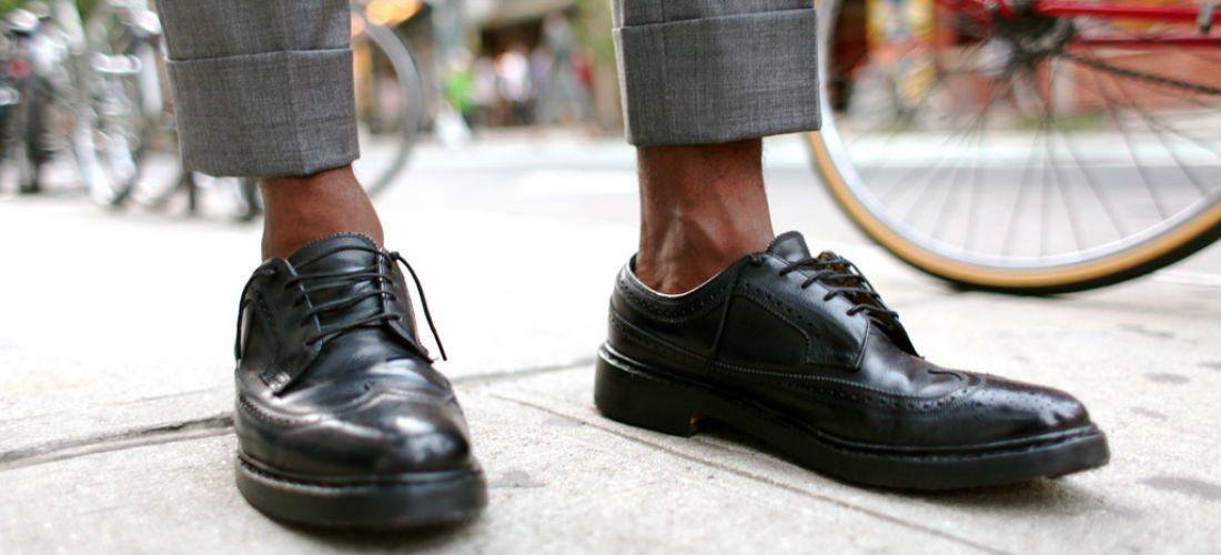 Zo combineer jij derby schoenen met de rest van je outfit