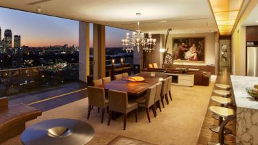 Het uitzicht vanuit deze loft in Sydney is het geld meer dan waard