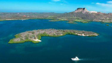 Jij kan nu eigenaar worden van dit privé-eiland voor de kust van Curaçao