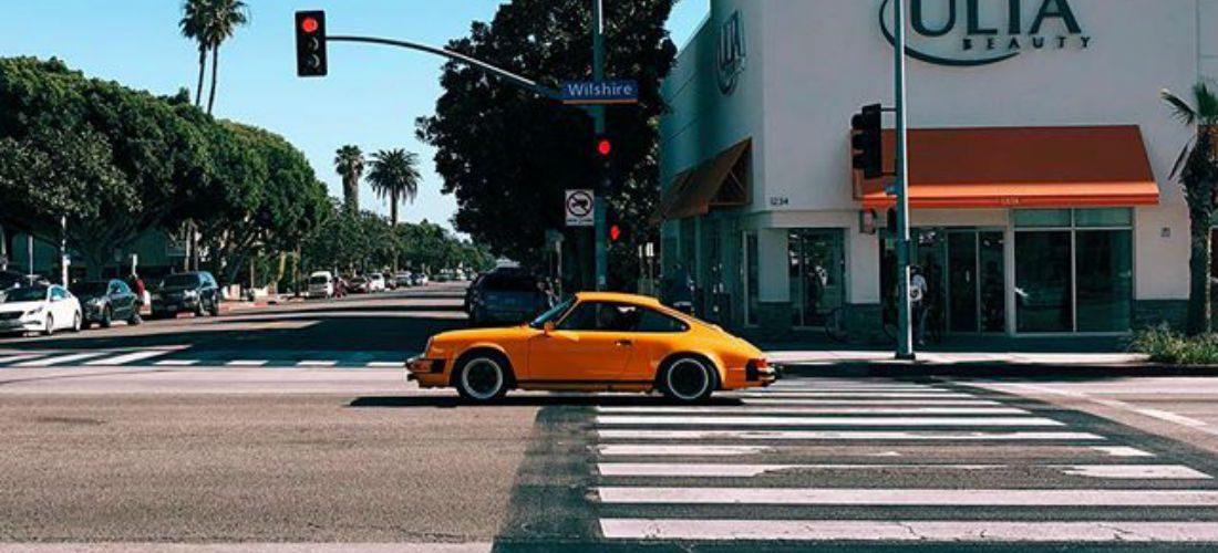 Deze fotograaf legt klassieke auto's op prachtige wijze vast