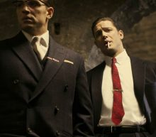 Tom Hardy kruipt in de rol van gangster Al Capone in Fonzo
