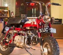 Deze motor van John Lennon werd onlangs geveild voor maar liefst €62.000