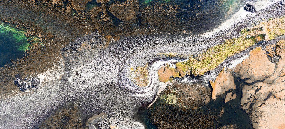 Indrukwekkende fotoserie: IJsland vastgelegd van grote hoogtes