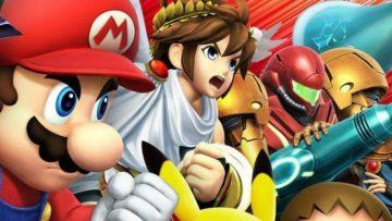 Super Smash Bros komt dit jaar naar de Nintendo Switch