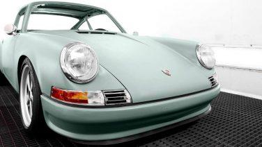 Dit Nederlandse bedrijf bouwt custom elektrische Porsches