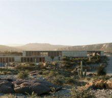 Hunter House: de stijlvolste woning in de Mexicaanse woestijn