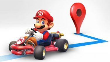 Super Mario begeleidt jou deze week op Google Maps