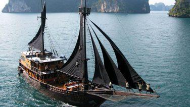 Beleef de vetste vakantie ooit op dit jacht in Indonesië