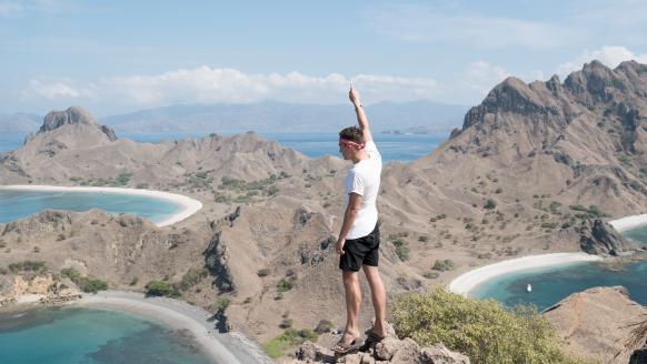 Eiland hoppen: Bali, Flores, Lombok en de Gilli's