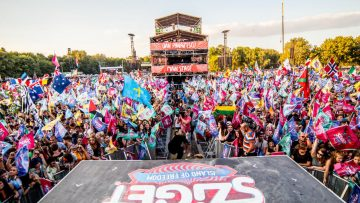 Sziget festival 2017: een eiland vol muziek, vrijheid en geluk