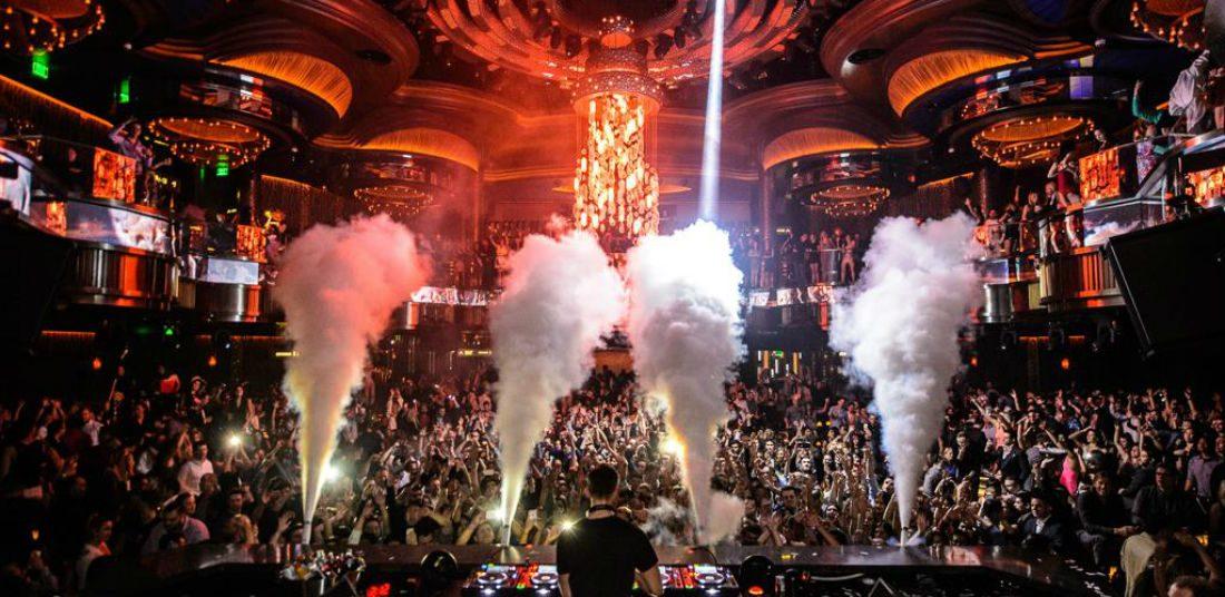 Dit zijn de beste clubs in Las Vegas